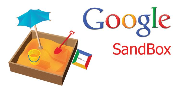 sandboxing di dalam SEO